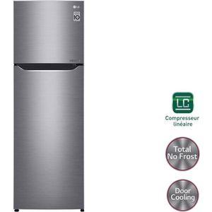 RÉFRIGÉRATEUR CLASSIQUE LG GT5525PS - Réfrigérateur congélateur haut - 254