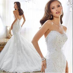 ROBE DE MARIÉE Robes de mariée de luxe de haute qualité nouvelle