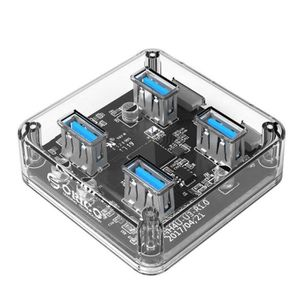 HUB Orico USB 3.0 HUB 4 Port haut vitesse 5Gbps pour o