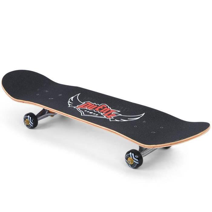 Planche à roulettes à quatre roues professionnelle Skateboard Longboard Street Dance Skateboard