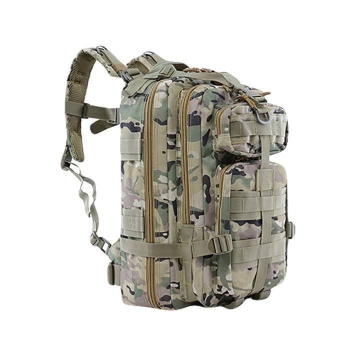 20L 3P Outdoor Rucksacks Sac à dos Camping Randonnée Trekking Bag J6917