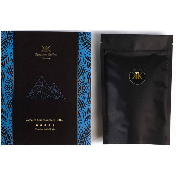 café jamaican blue mountain premium – café torréfié 100 % arabica sélectionné à la main dans le commerce équitable 14