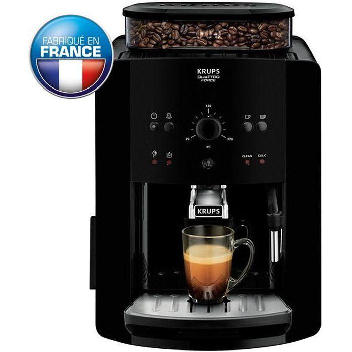 YY3072FD - Robot café 15 bars noir KRUPS