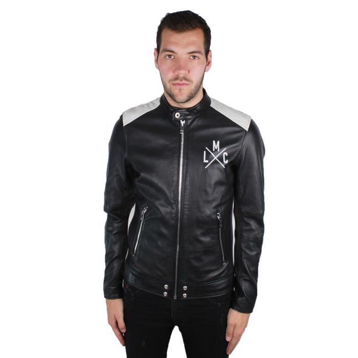 Diesel L-Fyfe 900 Veste Leather Jacket
