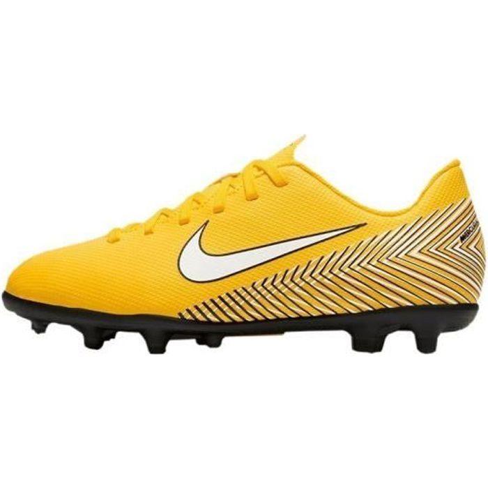 Chaussures Nike Mercurial Vapor 12 Club Neymar MG JR
