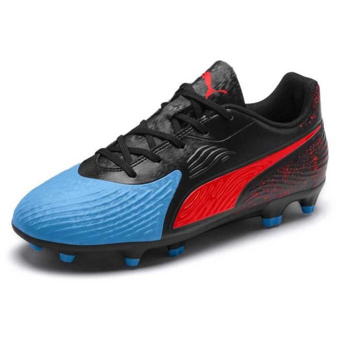 Chaussures de foot Football junior Puma One 19.4 Fg-ag