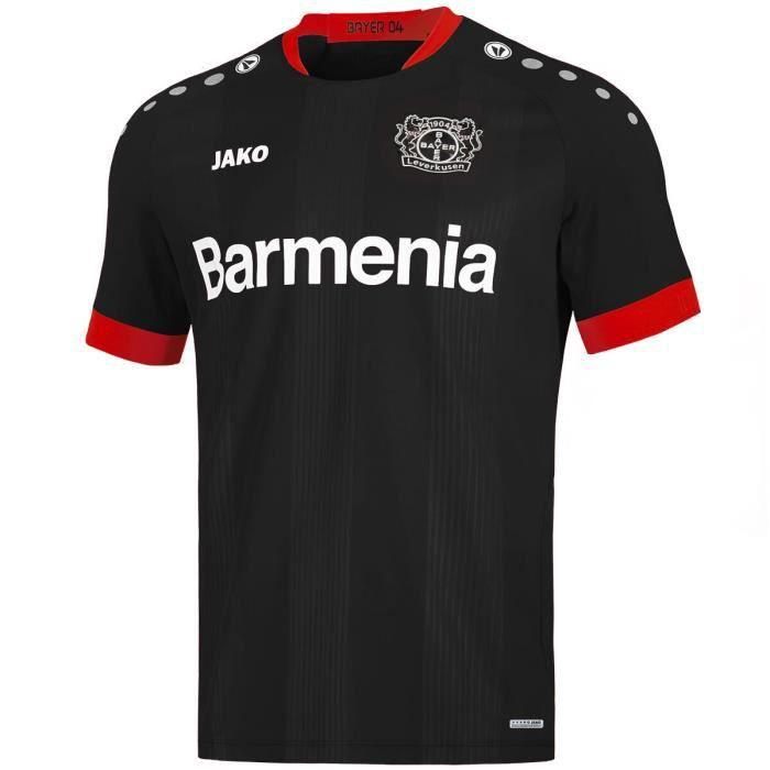 Maillot Bayer 04 Leverkusen domicile - noir - S