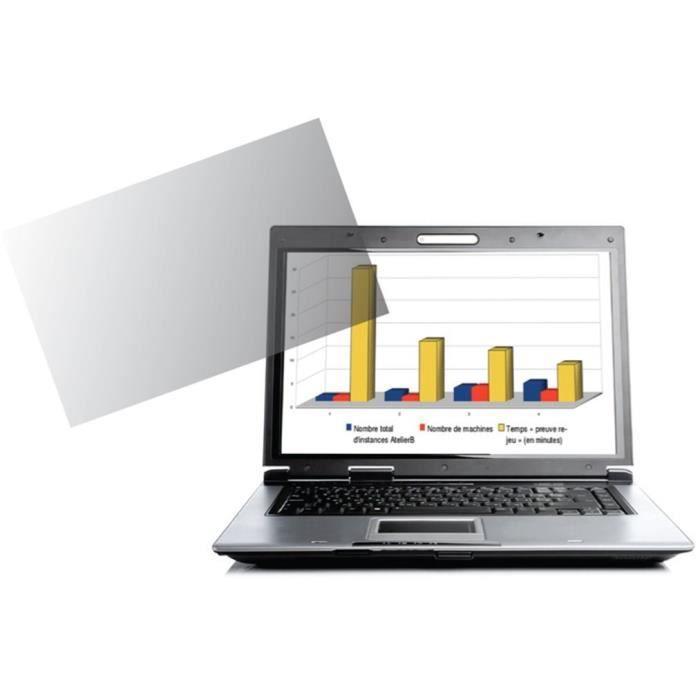 URBAN FACTORY - Filtre de confidentialité pour ordinateur portable - 15,6 pouces
