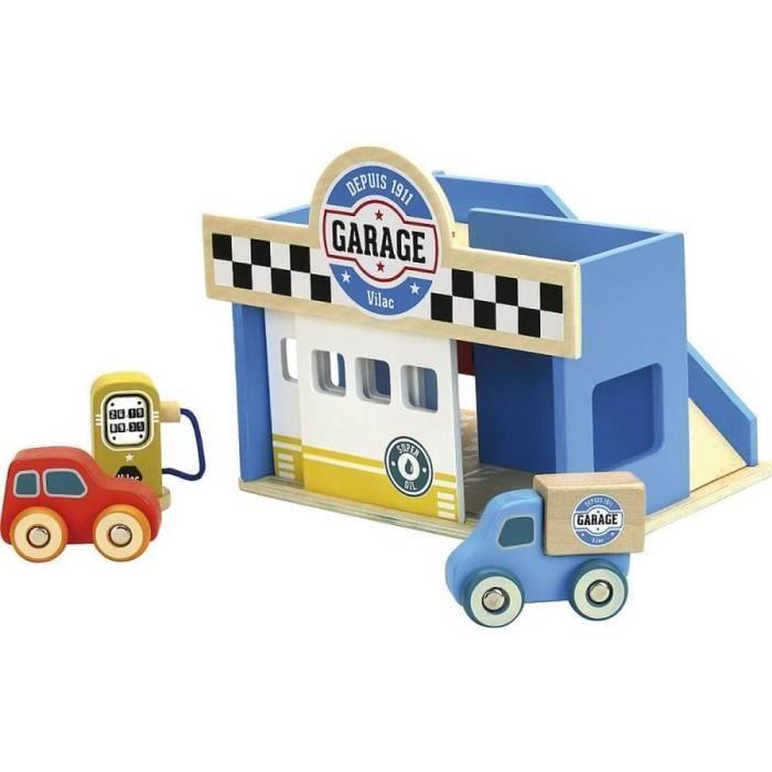 Le petit garage Vilacity Coloris Unique