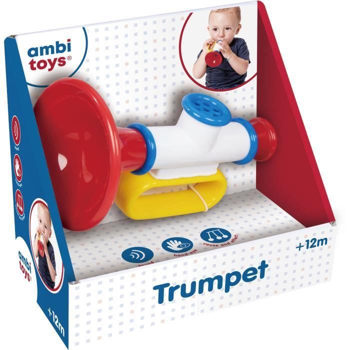 INSTRUMENT DE MUSIQUE AMBI TOYS - Trompette