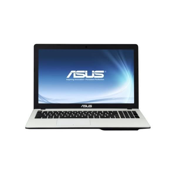 ordinateur portable asus f552cl sx237h blanc achat. Black Bedroom Furniture Sets. Home Design Ideas