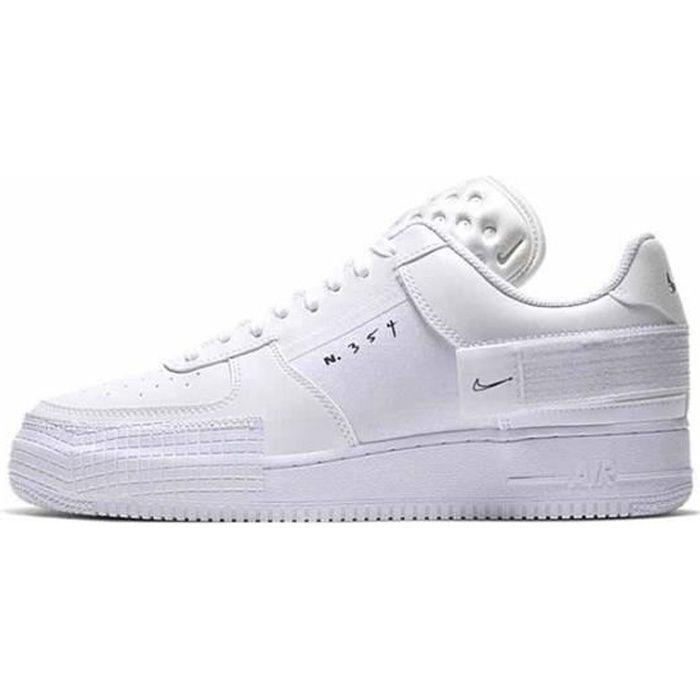 Basket Nike Air Force 1 Type Low Chaussure de Sport AF 1 Pas Cher ...