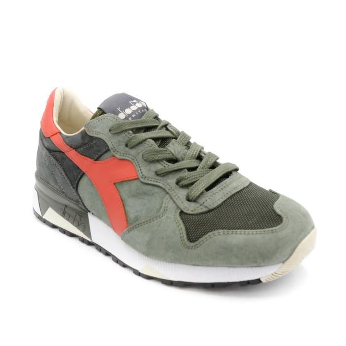 S Toad 42 Basket Diadora Homme 90 Trident T 70432 Green 7InCqPw