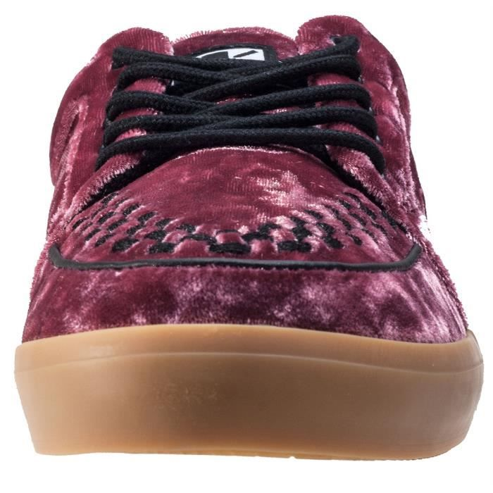 U Baskets Vlk T 41 ring No Rose Vulcanized Velvet Femmes K EU Ofxx8wq4