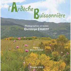 LIVRE TOURISME FRANCE L'Ardèche buissonnière