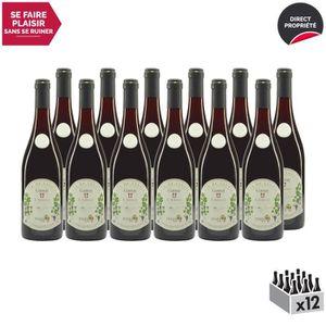 VIN ROUGE Vin de Savoie Gamay
