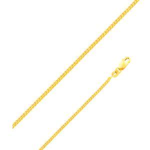 CHAINE DE COU SEULE Chaîne collier or 750/1000e