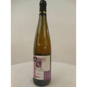 VIN BLANC pinot gris cave de beblenheim vielles vignes blanc
