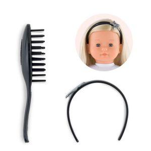 ACCESSOIRE POUPÉE ma Corolle -  210710 - Kit coiffure etoile pour po