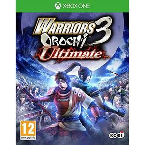 JEU XBOX ONE WARRIORS OROCHI 3 - ULTIMATE