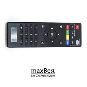 BOX MULTIMEDIA PC telecommande pour MXQ PRO M8S Android 4.4 Smart