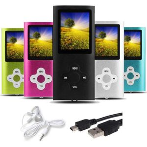 LECTEUR MP3 Caravan® 32Go Lecteur MP3 MP4 Lecteur Player Écran