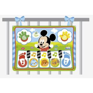 TABLE JOUET D'ACTIVITÉ CLEMENTONI Tapis d'activités à suspendre Mickey