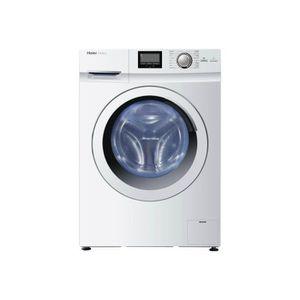 LAVE-LINGE Haier HW100-B14266A Machine à laver pose libre lar