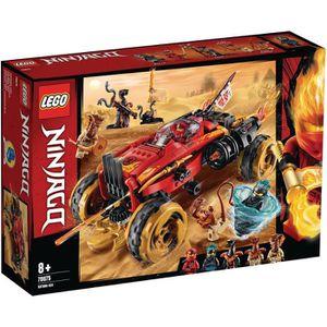 ASSEMBLAGE CONSTRUCTION LEGO® NINJAGO® 70675 Le 4x4 Katana