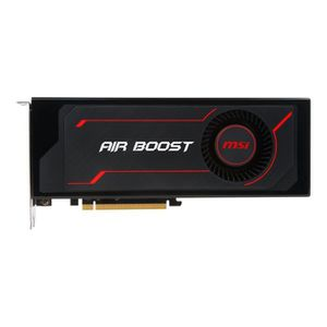 CARTE GRAPHIQUE INTERNE MSI RX Vega 56 Air Boost 8G Carte graphique Radeon