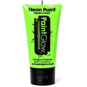 MAQUILLAGE UV Face & Body Paint, VERT - 46006