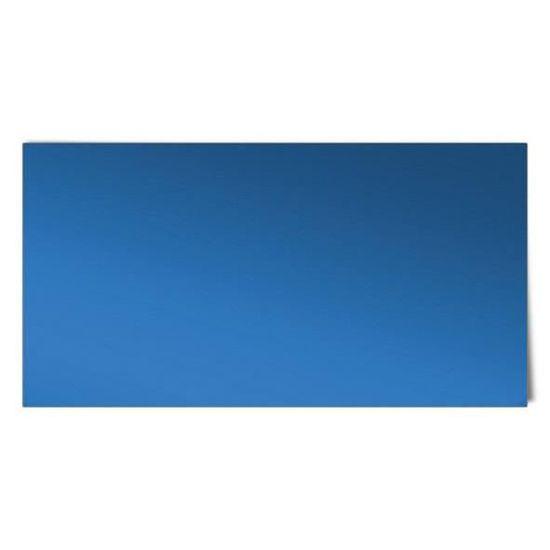 Ki-Sign Tissu thermocollant velours Bleu