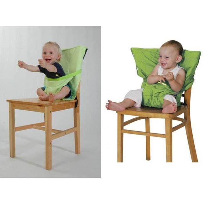 Chaise Haute Bébé Chaise Plateau Haute pour Sécurité de Bébé