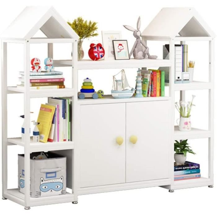 Bibliothèque pour enfants Enfants Toy Shelf -Parfait Toy Solution De Stockage Enfants Bibliothèque Et Salle De Classe Sa 355917