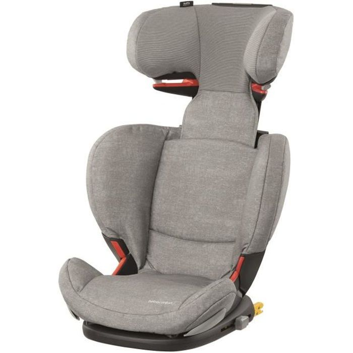 BEBE CONFORT Rodifix Air Protect® Siège auto - Groupe 2/3 - Nomad Grey