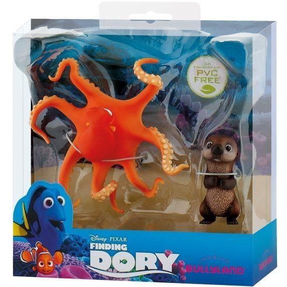 Le Monde de Dory : Kit cadeau avec 2 figurines