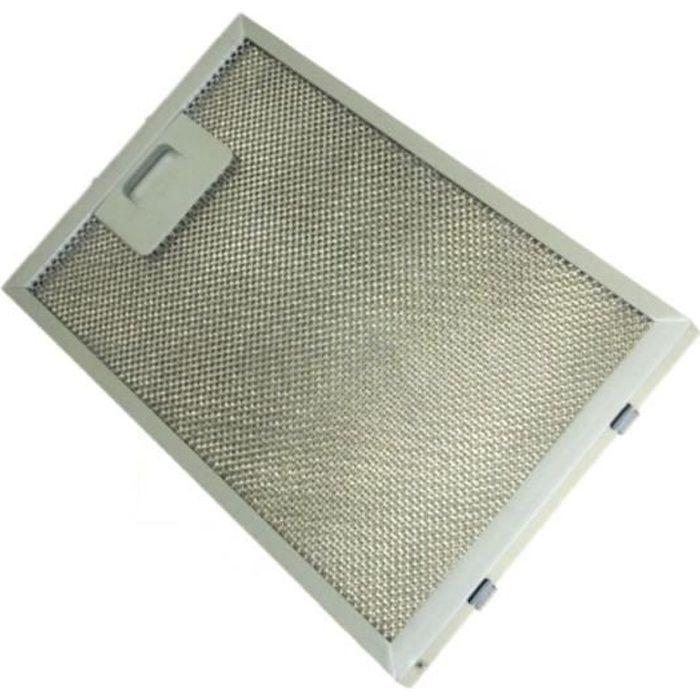 Filtre métal anti graisse - Hotte - CANDY (24651)