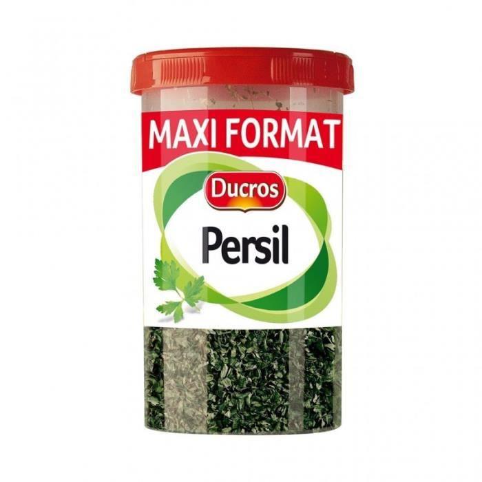 Ducros Persil Maxi Format 17g (lot de 3)
