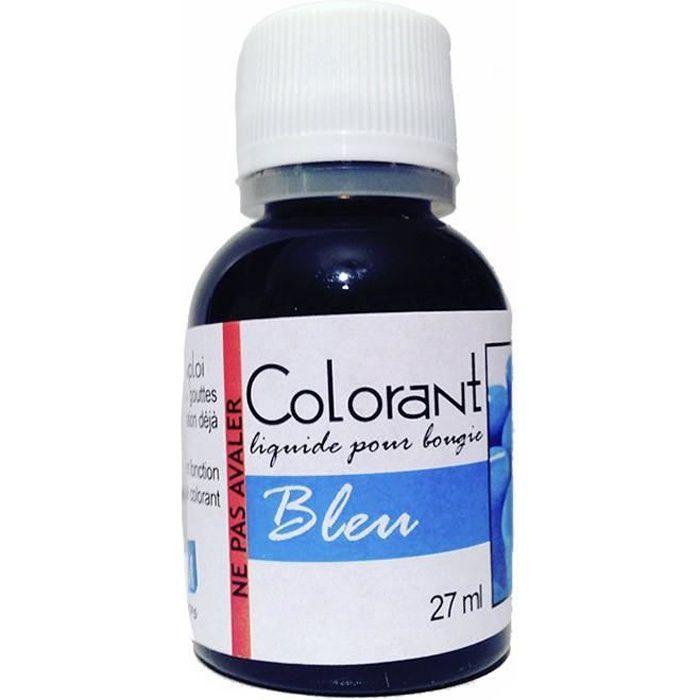 Graine Créative - Colorant pour bougie 27 ml - Bleu