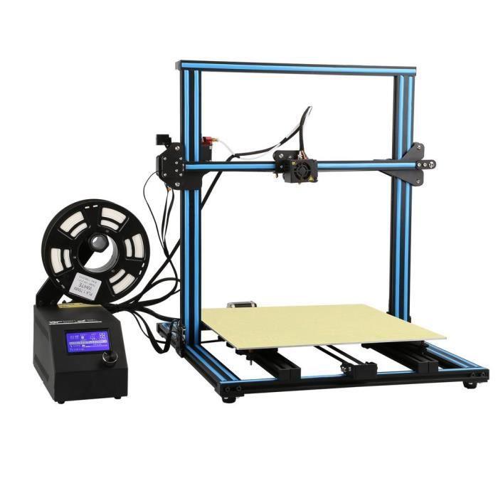 Nouveau Creality Cr 10s400 Imprimante 3D impression 40*40*40cm max20cm/s