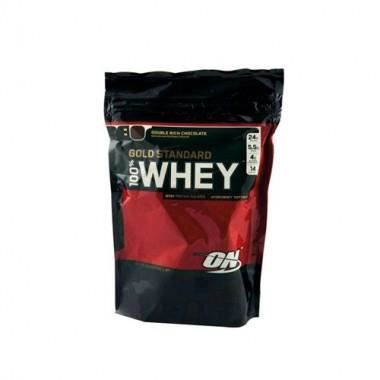 100% Whey Gold Standard 450g Vanilla Ice Cream