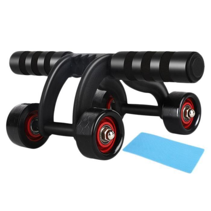 1 pc outil de corps de beauté équipement de Fitness abdominal entraînement musculaire rouleau APPAREIL ABDO - PLANCHE ABDO