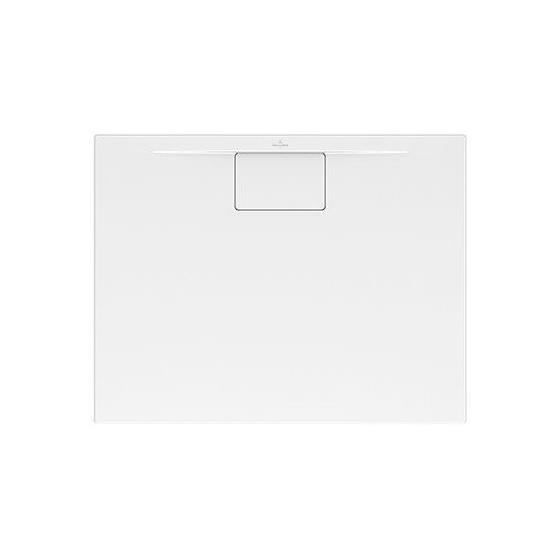PLATEAU DE DOUCHE Villeroy & Boch mod. 90X75 ARCHITECTURA METALRIM sp. 48mm