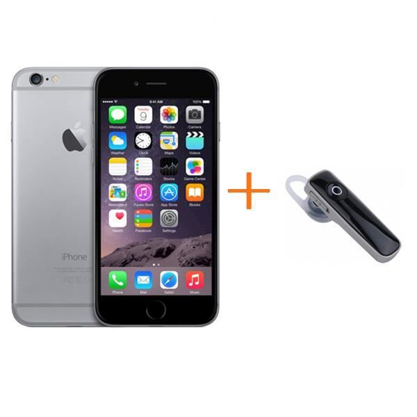 apple iphone 6 64gb 4 7 d bloqu smartphone gris mini bluetooth achat smartphone pas cher. Black Bedroom Furniture Sets. Home Design Ideas