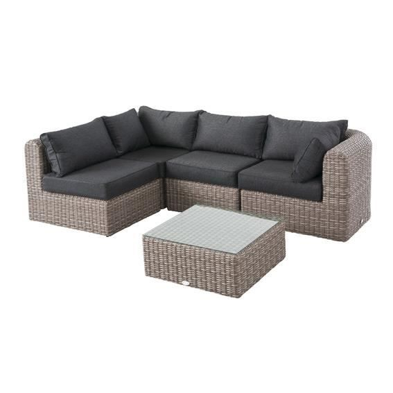 awesome salon de jardin rotin taupe pictures amazing With awesome couleur gris taupe pour salon 8 coussins de remplacement pour salon bas de jardin