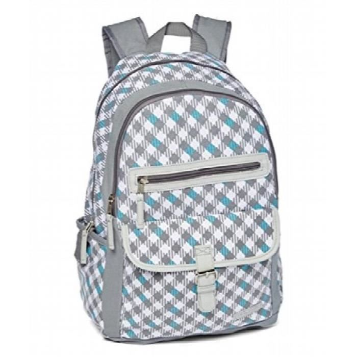 SAC À DOS Hatty Houndstooth Sac à dos School Kid Sac à dos O