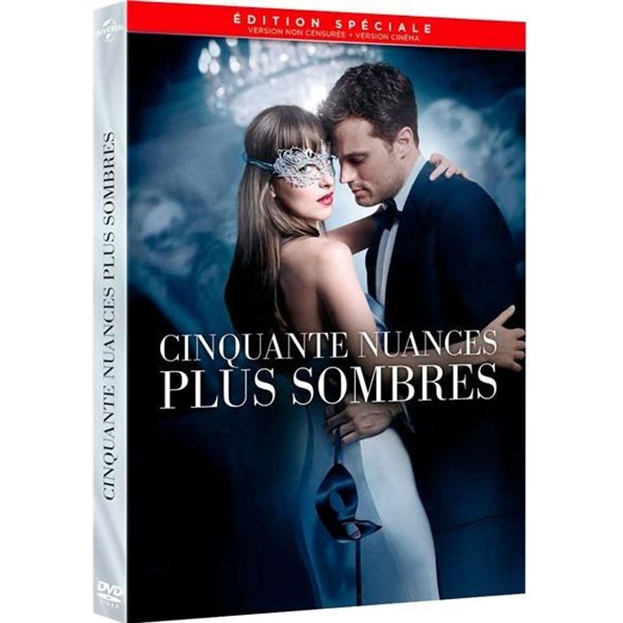 DVD FILM 50 nuances plus sombres : Dakota Johnson, Jamie Do