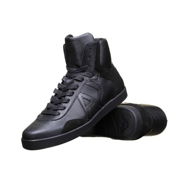 armani chaussure homme