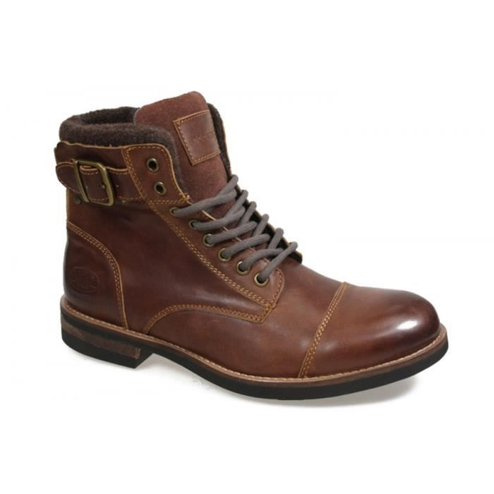Dockers by Gerli Bottines à lacets marron dBhT0