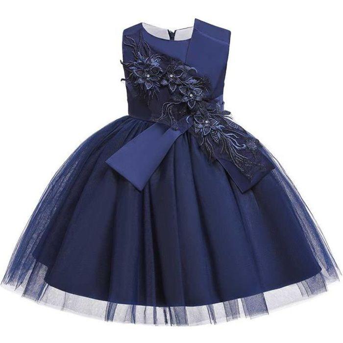 Robe De Soiree Bleu Marine Achat Vente Pas Cher